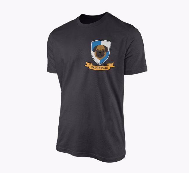 'Ravenpaw' - Personalised T-Shirt Featuring your {breedFullName}