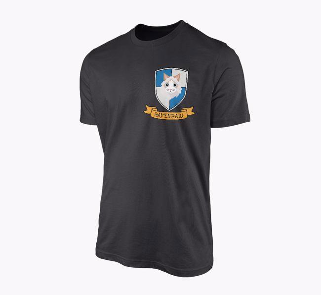 'Ravenpaw' - Personalised {breedFullName} Adult T-Shirt