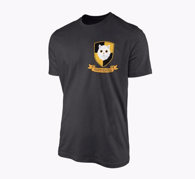 'Hufflepuss' - Personalised {breedFullName} Adult T-Shirt
